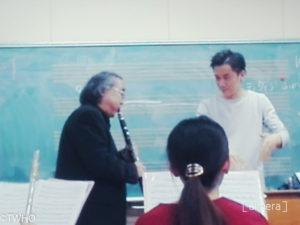 名木先生と宮下先生